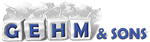 Gehm Dry Ice Logo